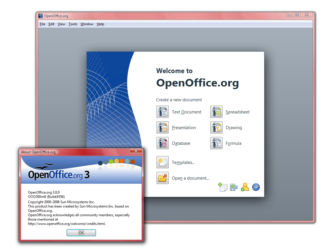 Open office - Telecharger open office gratuitement sans virus ...